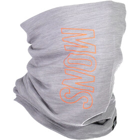 Mons Royale Daily Dose Neckwarmer Grey Marl